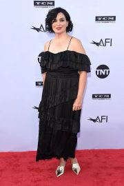 Karen Duffy at American Film Institute's 46th Life Achievement Award Gala Tribute to George Clooney in Hollywood 2018/06/07 9