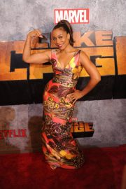 Karen Pittman at Luke Cage Series Premiere in New York 2018/06/21 3