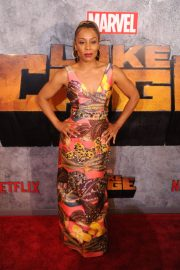 Karen Pittman at Luke Cage Series Premiere in New York 2018/06/21 5