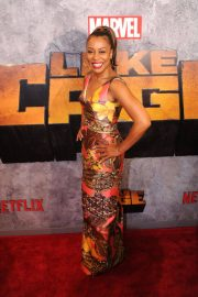 Karen Pittman at Luke Cage Series Premiere in New York 2018/06/21 6