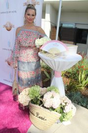 Katarina Van Derham at House of Roses Celebrates Official National Rosa Day by Bodvar in Hollywood 2018/06/11 2