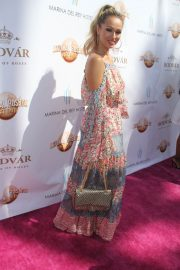 Katarina Van Derham at House of Roses Celebrates Official National Rosa Day by Bodvar in Hollywood 2018/06/11 5