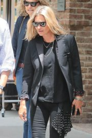 Kate Moss Leaves Greenwich Hotel in New York 2018/06/06 5
