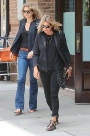 Kate Moss Leaves Greenwich Hotel in New York 2018/06/06 11