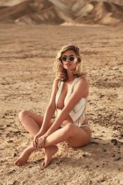 Kate Upton in Maxim Magazine, July/August 2018 Issue 4