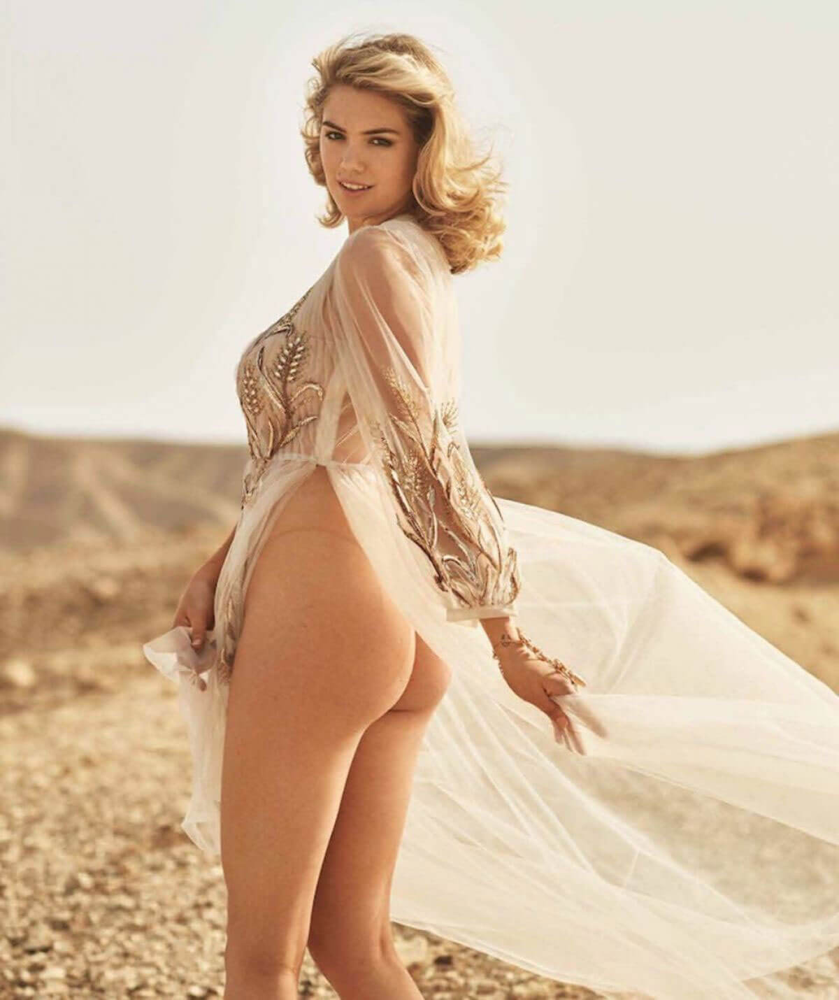 Kate Upton in Maxim Magazine, July/August 2018 Issue 5