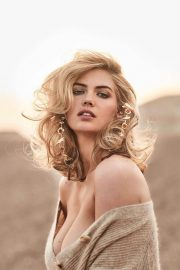 Kate Upton in Maxim Magazine, July/August 2018 Issue 7