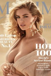 Kate Upton in Maxim Magazine, July/August 2018 Issue 8