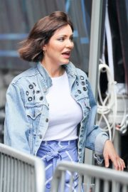 Katharine McPhee Stills Out and About in New York 2018/06/07 1