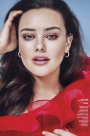 Katherine Langford in Glamour Magazine, Mexico June 2018 Issue 2