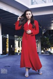 Katherine Langford in Glamour Magazine, Mexico June 2018 Issue 3