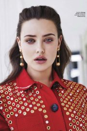 Katherine Langford in Glamour Magazine, Mexico June 2018 Issue 4