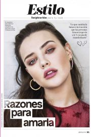 Katherine Langford in Glamour Magazine, Mexico June 2018 Issue 6