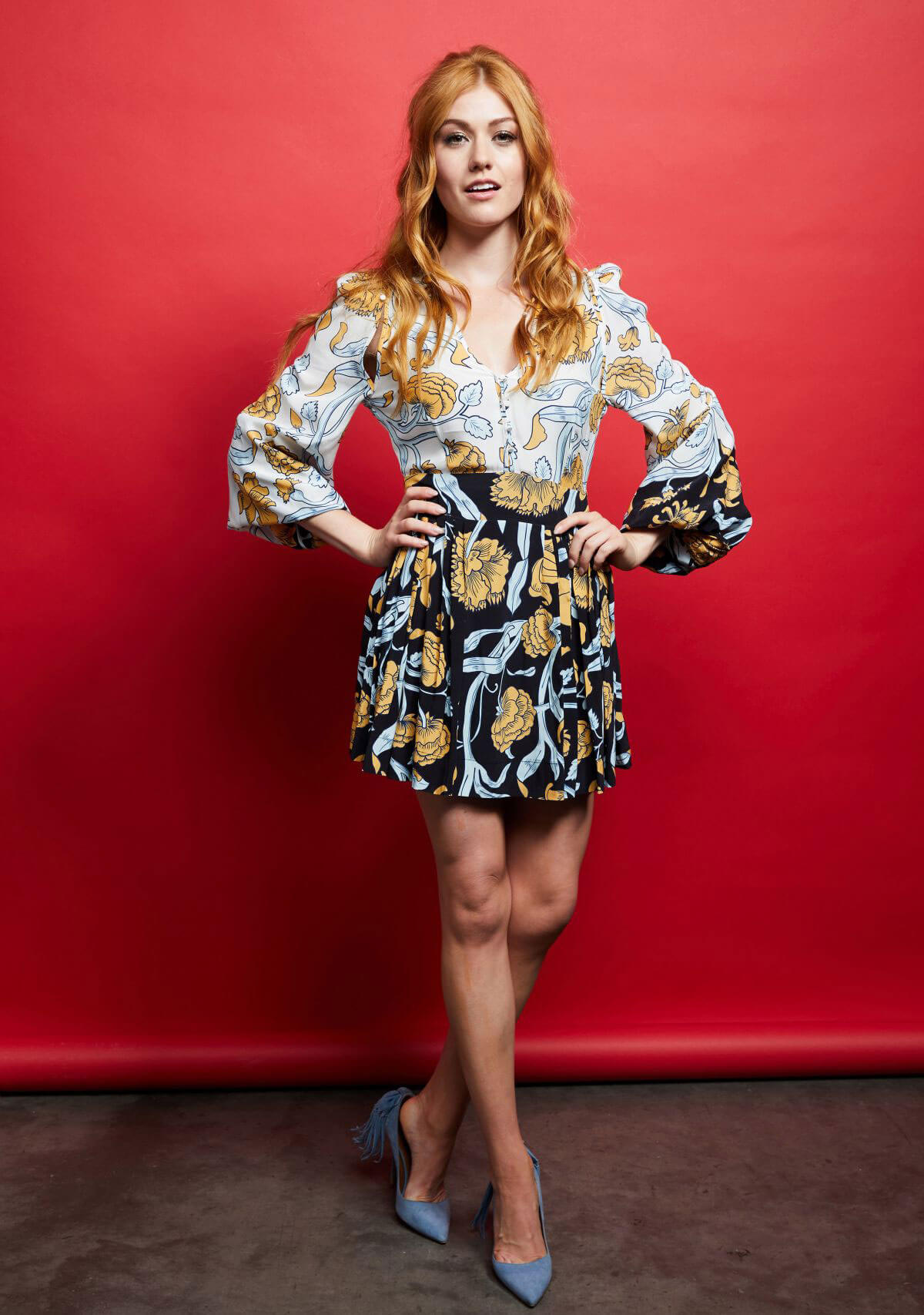 Katherine McNamara at ...