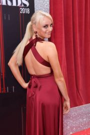 Katie McGlynn at British Soap Awards 2018 in London 2018/06/02 5