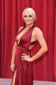 Katie McGlynn at British Soap Awards 2018 in London 2018/06/02 7