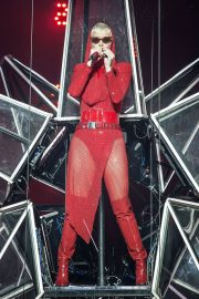 Katy Perry Performs on Witness Tour at Liverpool Echo Arena 2018/06/21 10