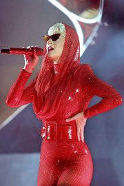 Katy Perry Performs on Witness Tour at Liverpool Echo Arena 2018/06/21 11