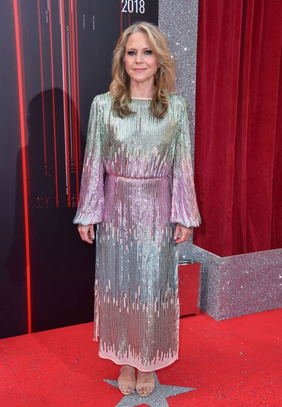 Kellie Bright at British Soap Awards 2018 in London 2018/06/02 1