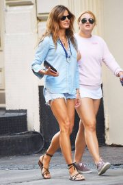 Kelly Killoren Bensimon and Thadeus Ann Bensimon Out in New York 2018/05/30 7
