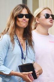 Kelly Killoren Bensimon and Thadeus Ann Bensimon Out in New York 2018/05/30 8