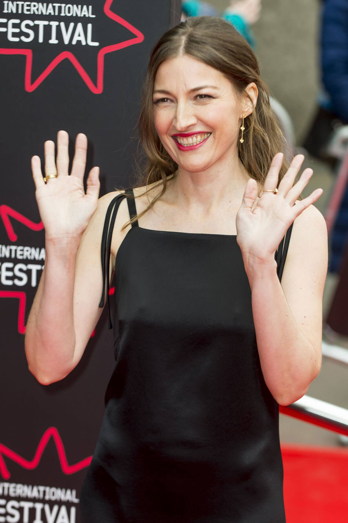 Kelly Macdonald at Edinburgh International Film Festival 2018/06/20 1
