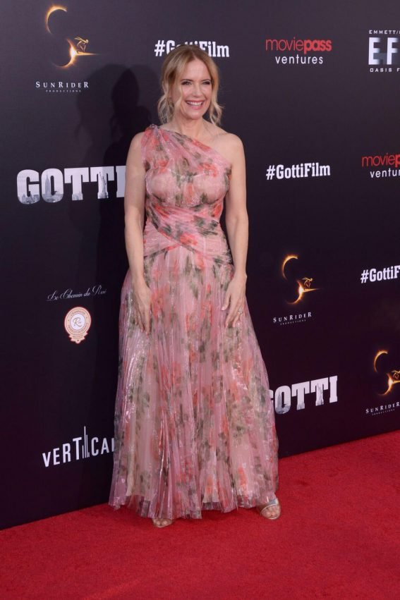 Kelly Preston at Gotti Premiere in New York 2018/06/14 1