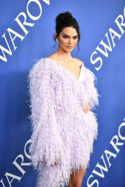 Kendall Jenner at CFDA Fashion Awards in New York 2018/06/05 14