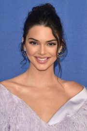 Kendall Jenner at CFDA Fashion Awards in New York 2018/06/05 25