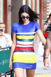 Kendall Jenner Out and About in New York 2018/06/06 12