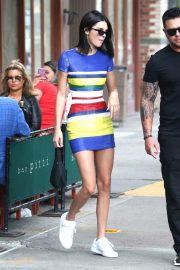 Kendall Jenner Out and About in New York 2018/06/06 17
