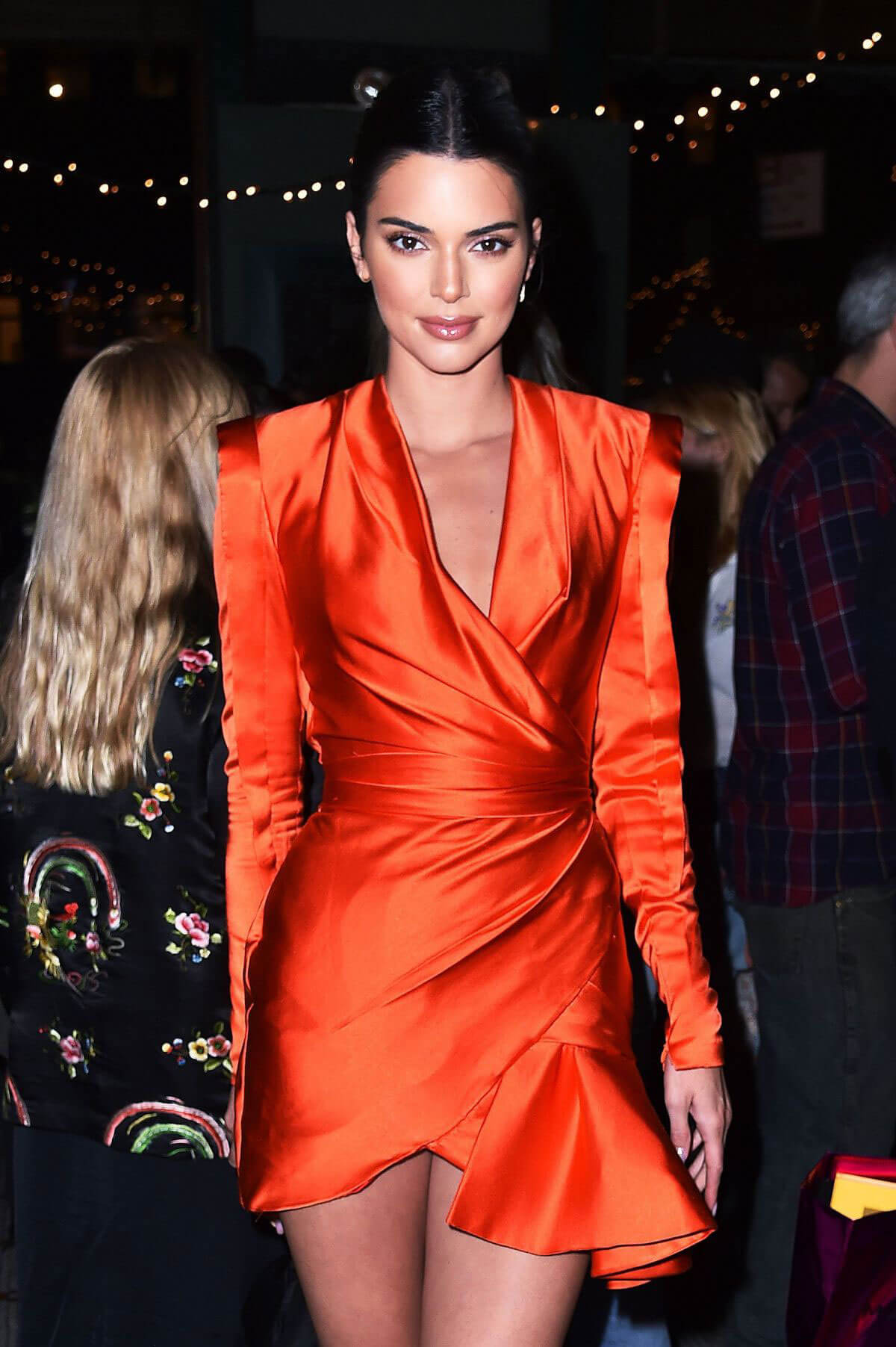 Kendall Jenner Stills at Chaos x Love Bruv Club Launch Party in New York 2018/06/07 1