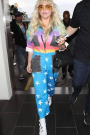 Kesha at LAX Airport in Los Angeles 2018/06/04 1
