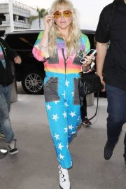 Kesha at LAX Airport in Los Angeles 2018/06/04 5