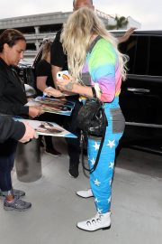 Kesha at LAX Airport in Los Angeles 2018/06/04 7