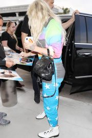 Kesha at LAX Airport in Los Angeles 2018/06/04 9