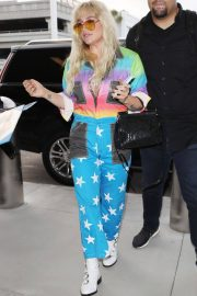 Kesha at LAX Airport in Los Angeles 2018/06/04 13