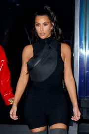 Kim Kardashian and Lala Anthony head out to see a secret NAS concert with Kanye West in Queens 2018/06/14 7