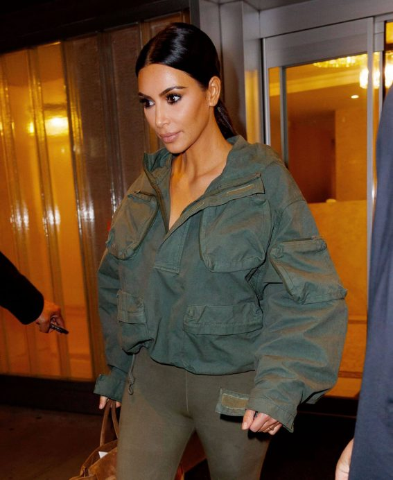 Kima Kardashian Stills out and about in new york 2018/06/07 1