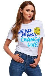 Kimberley Walsh and Una Healy for Jeans for Genes, 2018 2