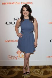 Kimberly J. Brown at Step Up Inspiration Awards 2018 in Los Angeles 2018/06/01 1