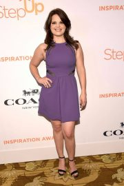 Kimberly J. Brown at Step Up Inspiration Awards 2018 in Los Angeles 2018/06/01 10