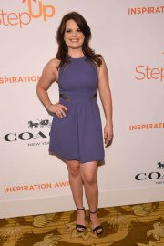 Kimberly J. Brown at Step Up Inspiration Awards 2018 in Los Angeles 2018/06/01 12