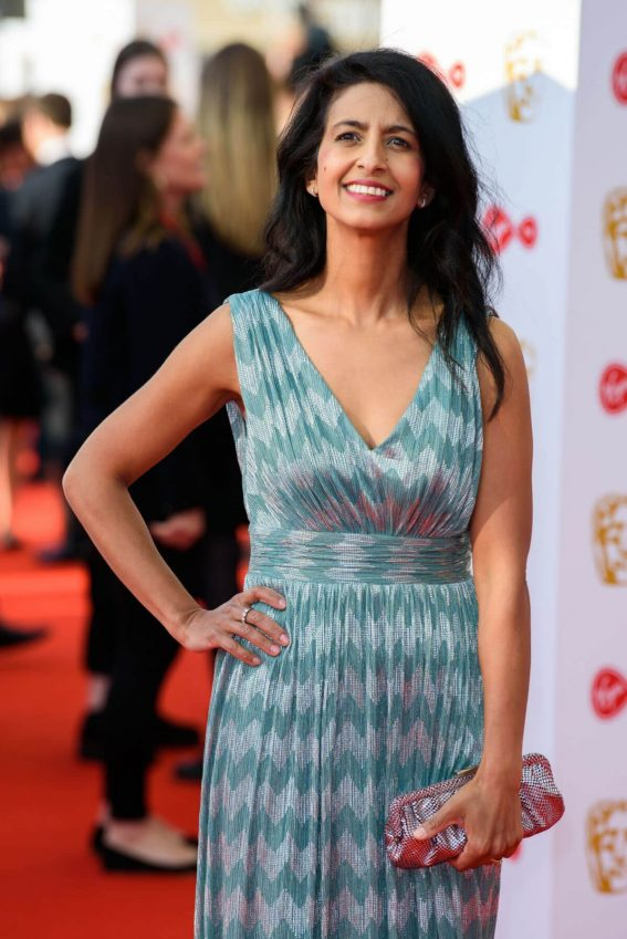 Konnie Huq Stills at Bafta TV Awards in London 2018/05/13 1