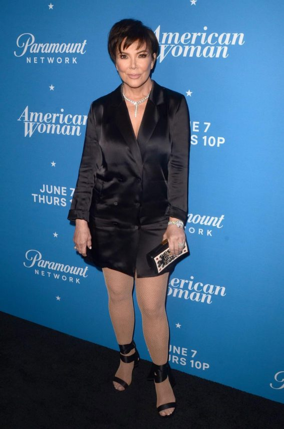 Kris Jenner at American Woman Premiere Party in Los Angeles 2018/05/31 12