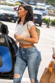 Kylie Jenner and Jordyn Woods Out in Calabasas 2018/06/08 17