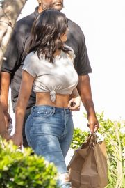 Kylie Jenner and Jordyn Woods Out in Calabasas 2018/06/08 24