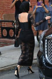 Lady Gaga Out in New York 2018/05/30 11