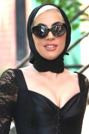 Lady Gaga Out in New York 2018/05/30 14
