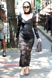 Lady Gaga Out in New York 2018/05/30 16